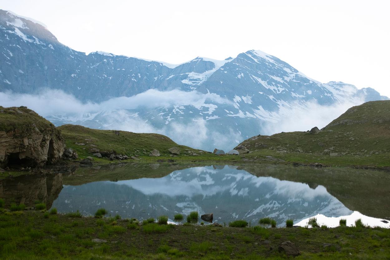Hiking the Alps Tour des Combins