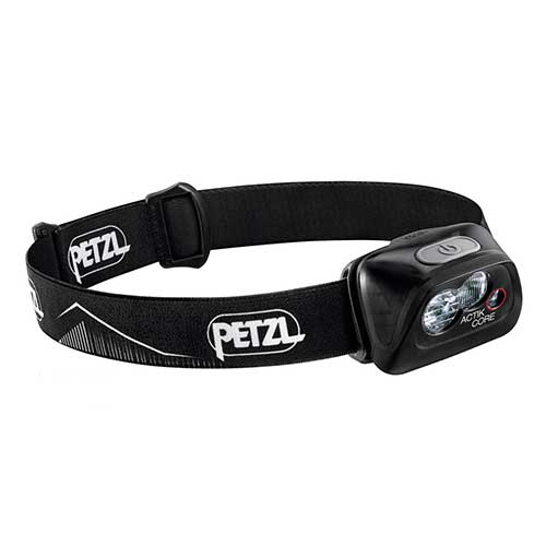 Petzl Actik Core review